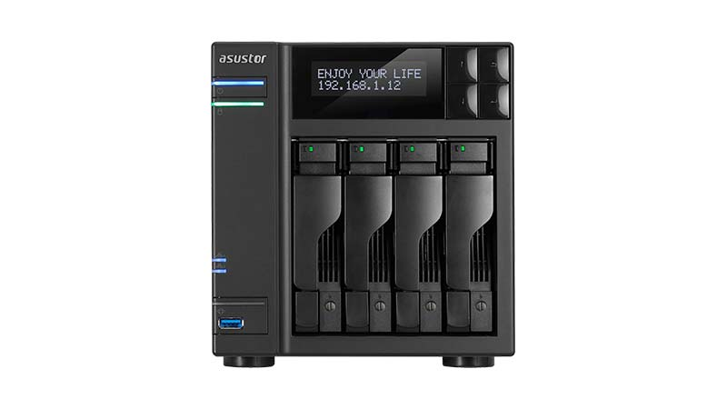 Asustor AS6404T - Best NAS Drives