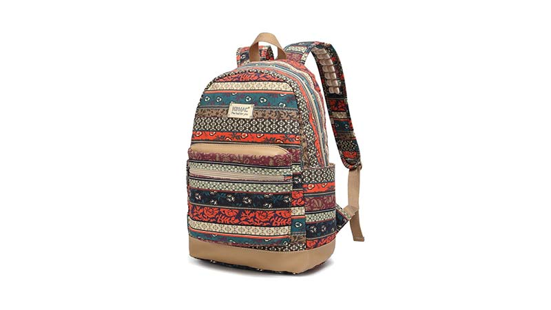 Kinmac Bohemian - Best Backpack for Women