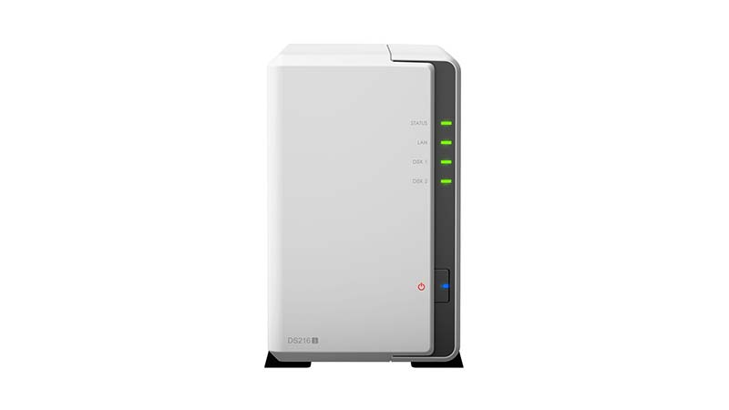 Synology DS216j - Best Network Attached Storage (NAS) Drives