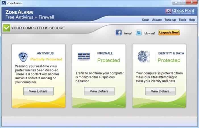 ZoneAlarm Firewall - Best Firewall for Windows 10