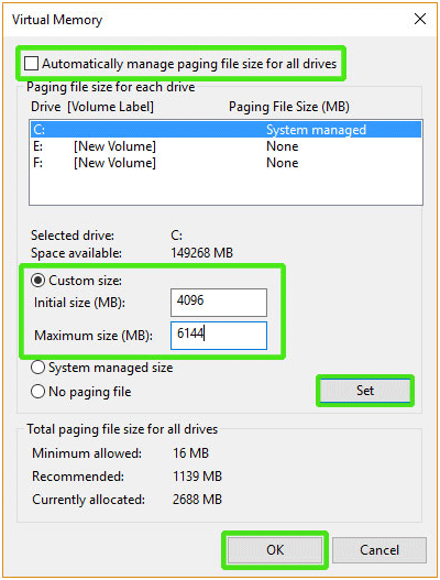 How to Fix 100% Disk Usage