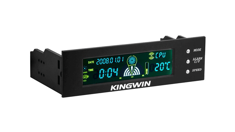 Kingwin Performance FPX-002 - Hardware to Monitor CPU Temperature