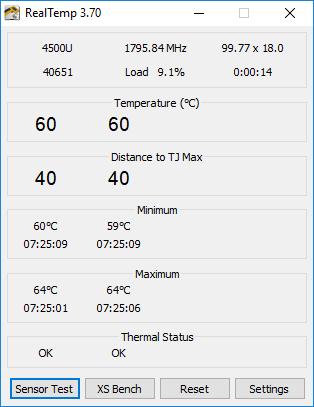 RealTemp - Software Programs to Monitor CPU Temperature