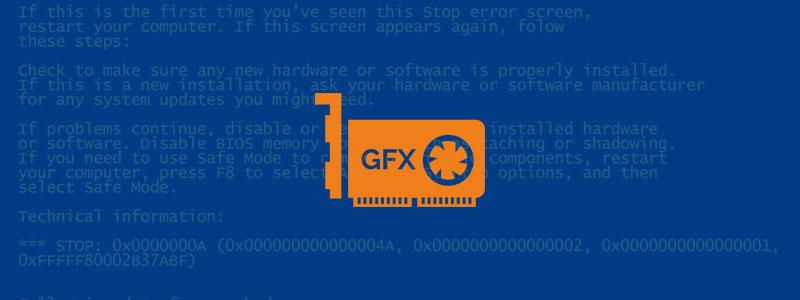 3 Ways to Fix Video_tdr_Failure atikmpag BSOD in Windows 10