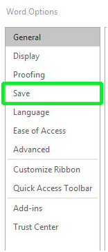 Reduce Word File Size - Stop Embedding Fonts 2