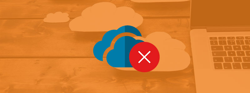 disable remove onedrive windows 10