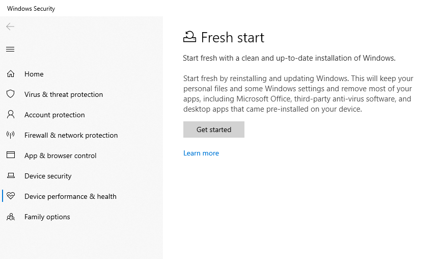 How to Repair Windows 10 Installation (Keeping Files without Losing