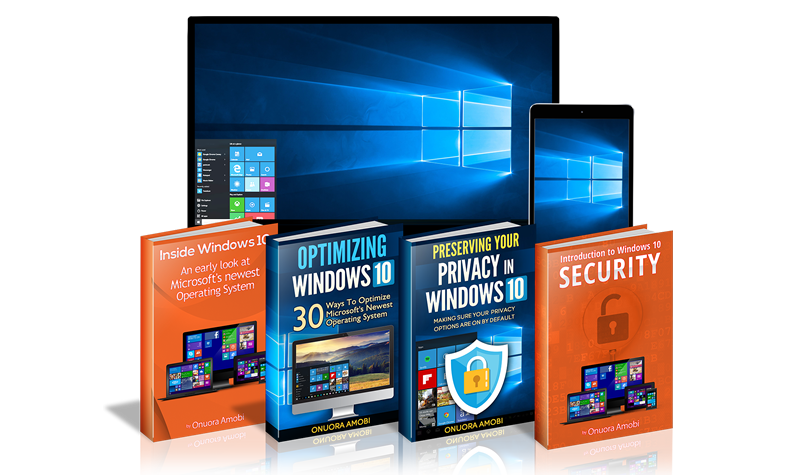 Windows 10 Video Training Guide 4