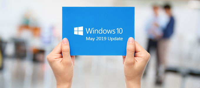 Windows 10 May-2019 Update