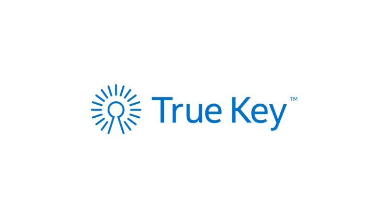 True Key Logo