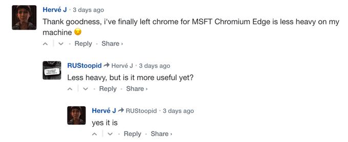 Chrome vs Edge Chromium Review