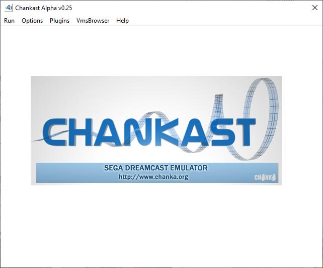 Chancast emulator