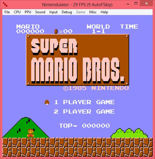 Best NES Emulators Nintendulator