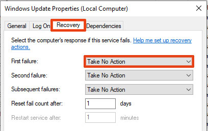 Recovery-Tab