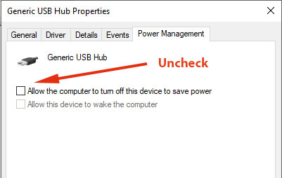 Uncheck--Allow-computer-to-turn-off-this-device
