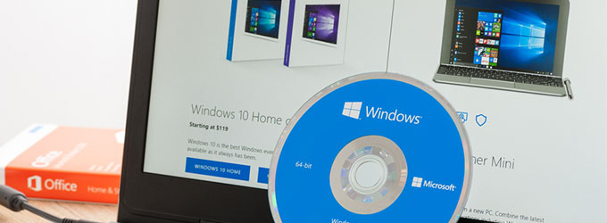 windows 10 Product DVD