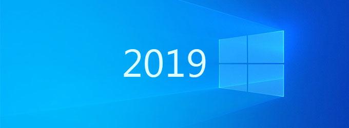 windows 10 2019 development
