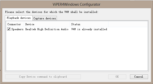 ViPER4Windows