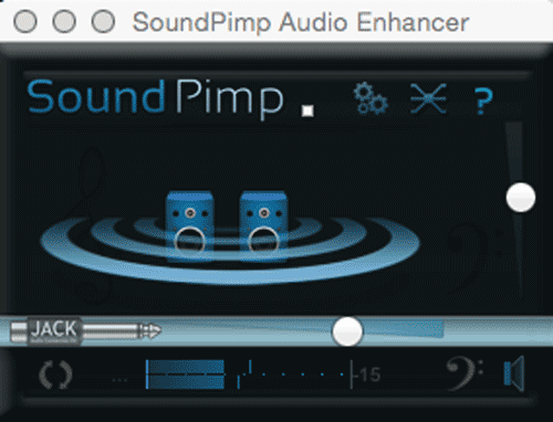 SoundPimp Audio Enhancer
