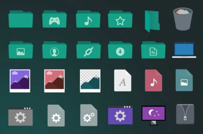 WinRemix Icon Pack