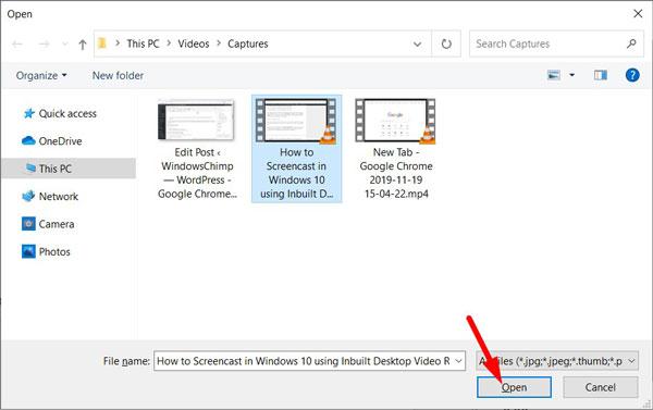 Trim Videos on Windows 10 -7