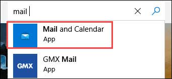 Install mail and calendar app
