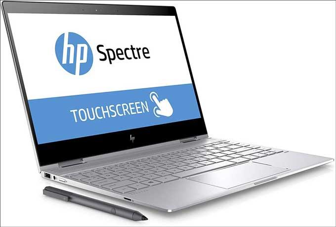 Best Ultrabook Laptop - HP Spectre X360