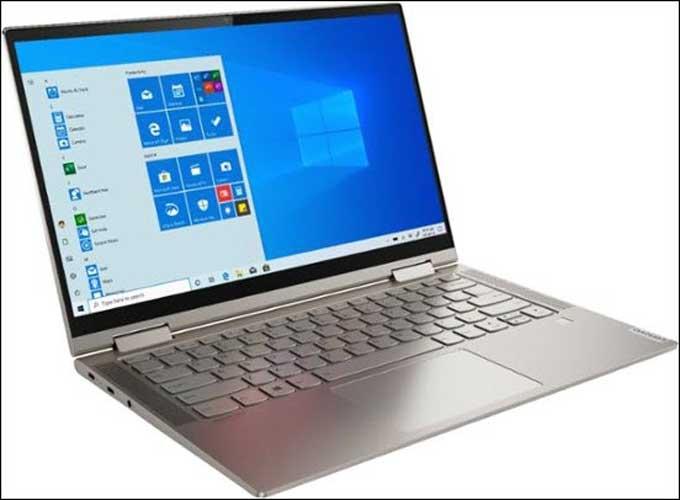 Best Convertible Laptop - Lenovo Yoga C740