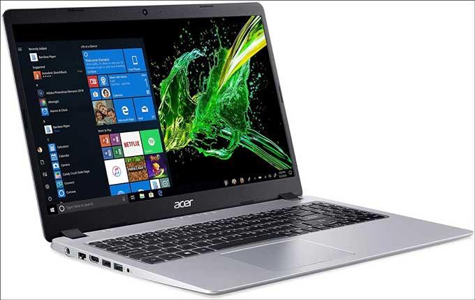Best Budget Laptop - Acer Aspire 5