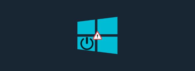 Computer randomly Turns off Windows 10