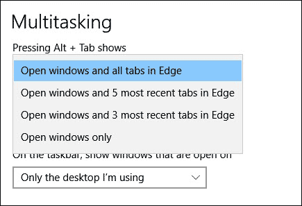 Alt+Tab Function