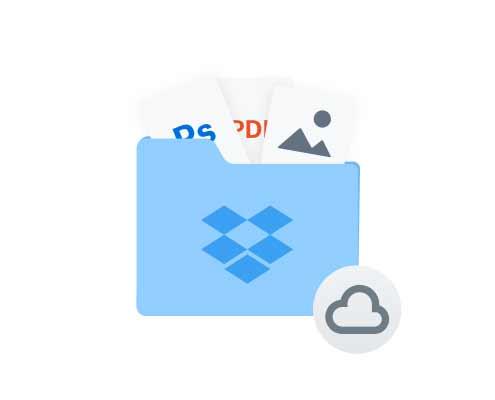 Dropbox Cloud-Storage