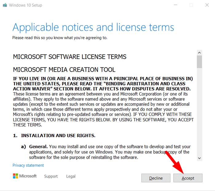Create Bootable Windows 10 USB Drive 1