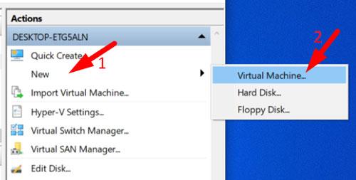 Create Windows 10X Virtual Machine 1