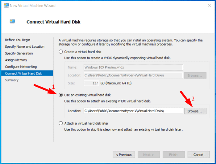 Create Windows 10X Virtual Machine 7