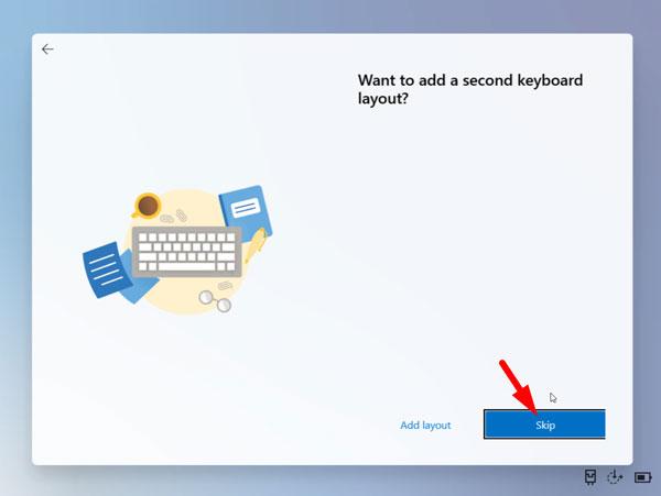 Set up Windows 10X 4