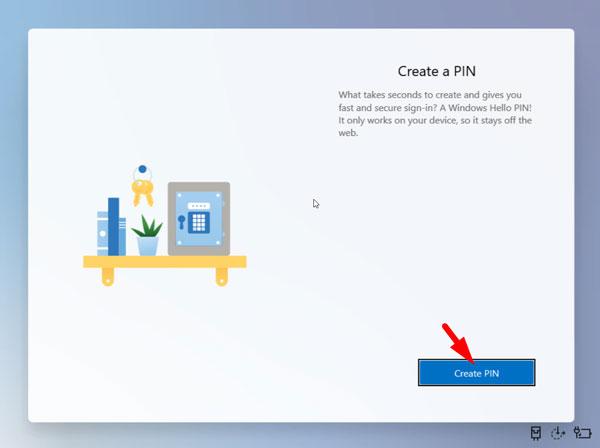 Set up Windows 10X 8