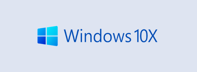 Whats new in Windows 10X