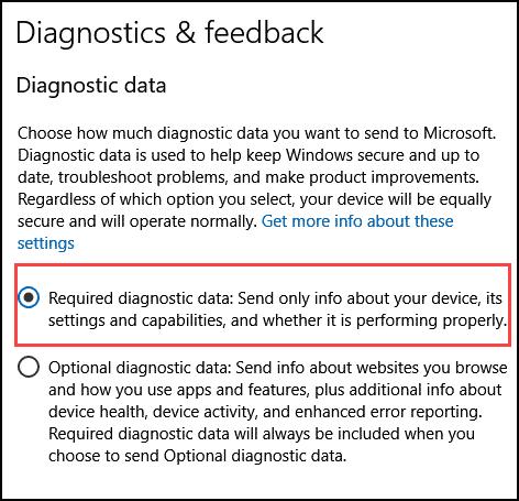 Diagnostic-data