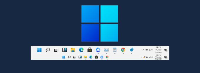 How to Resize the Taskbar in Windows 11