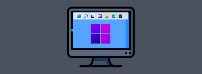How to reposition Windows 11 Taskbar