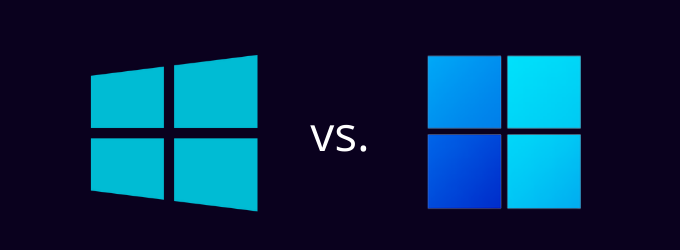 What's the Difference Between Windows 10 and Windows 11