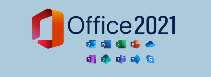 Microsoft Office 2021 Whats new in the all-new office productivity apps